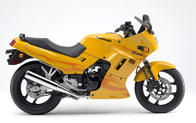 3rd Generation Kawasaki Ninja 250 ('88-'07) 250Ninja.net - all about ...